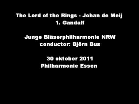 The Lord of the Rings - Johan de Meij