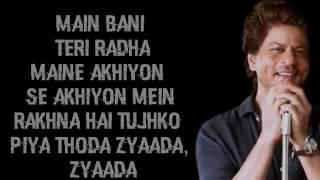 download lagu Radha Song Lyrics  Jab Harry Met Sejal  gratis