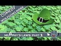Murphy's Law: 10 Crazy, but True Laws of Life: Part 1 with Wolfgang Riebe