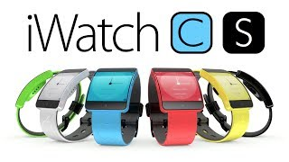Apple - iWatch C - For the colorful.