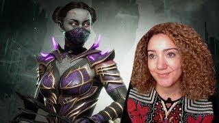 KITANA GEAR LOOKS NICE BUT THE SAIS... - Mortal Kombat 11 Kitana Gear Customization Showcase