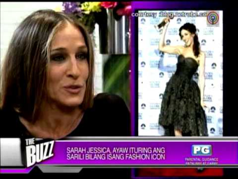 Abunda on Sarah Jessica Parker: What a genuine person