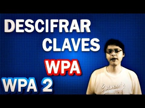 Descifrar Claves Wpa/Wpa2 -Psk-Tkip-Aes Y Seguridad Red WIFI 2014