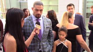 ROMAN REIGNS ON: BOBBY LASHLEY, BROCK LESNAR; MESSAGE TO DANIEL CORMIER