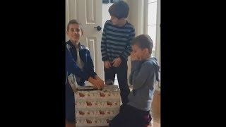 5 kids who got the best Christmas gift reactions