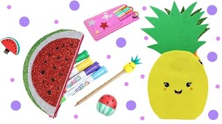 Best Spring Compilation | How To Make School Supplies Creations | Sparkly Ideas