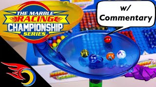 E:1 Opening Ceremonies + Whirlpool Marble Race - Marble Racing Championship Series | Toy Racing