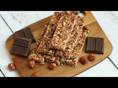 Granola Bars | 3 Delicious Ways