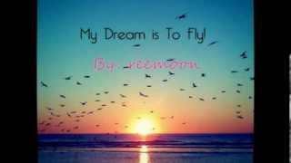 My Dream is to Fly - LYRICS - مترجمة