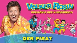 Volker Rosin - Der Pirat   Kinderlieder