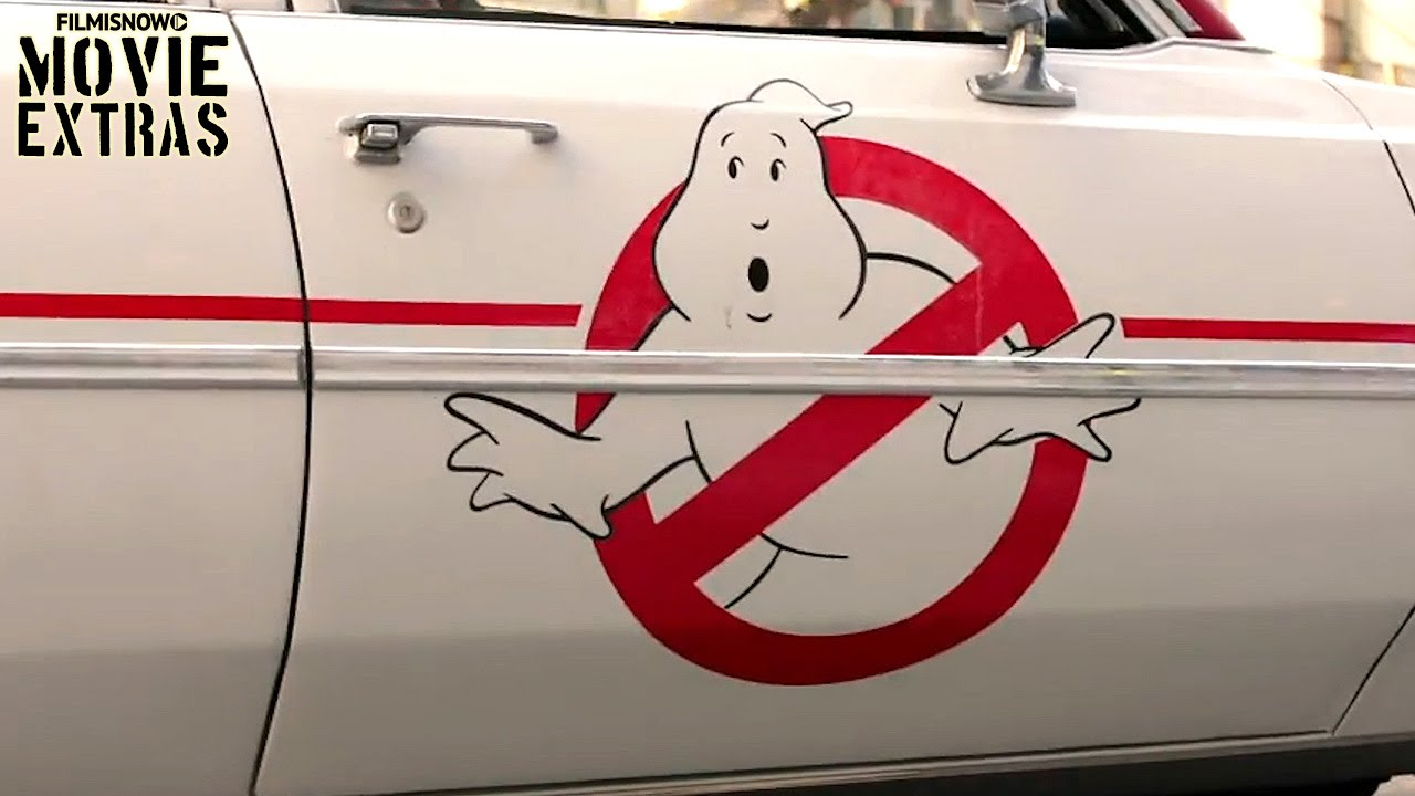 Ghostbusters 'The Ecto-1' Featurette (2016)