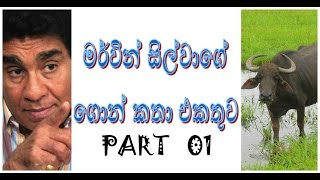 Mervyn Silva's foolish speeches(ගොන් කතා)- Part 01-YouTube