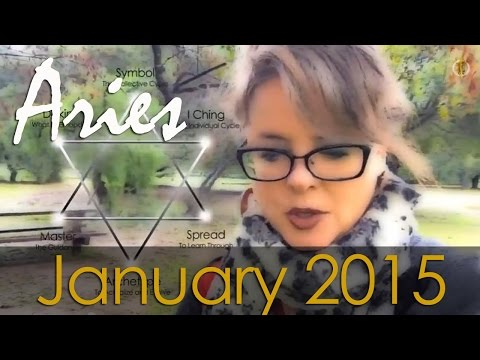 Alchemy Scope | Aries for January 2015