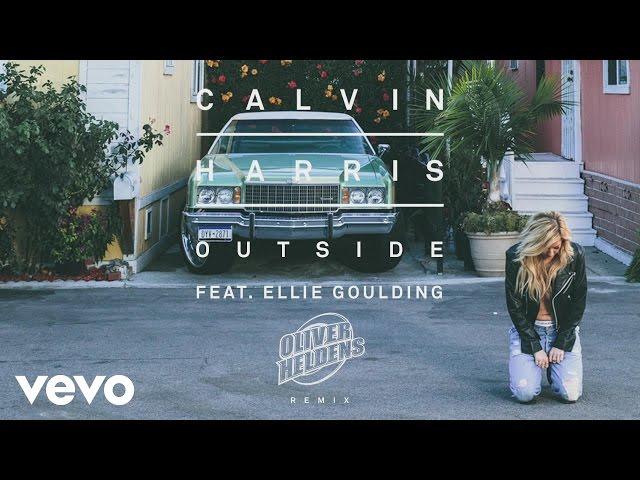 Calvin Harris - Outside (Oliver Heldens Remix) [Audio] ft. Ellie Goulding