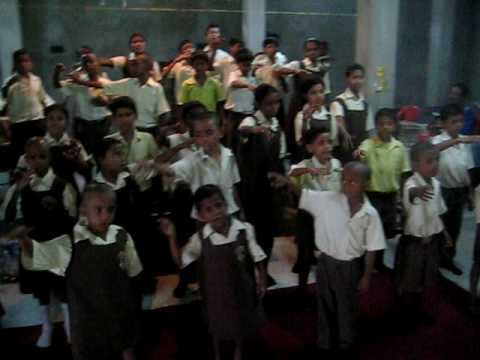 I Want To Love You Lord By Lord Jesus Ministry's Youth Choir Kolkata, India video