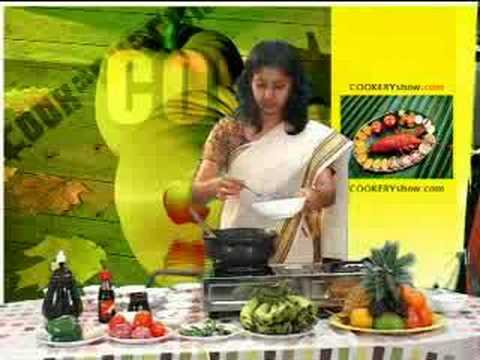 How to make Kerala fish curry - Cookery show