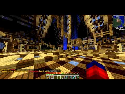 Minecraft Server: MaxiSociety SMP - 1.7 - Premium - 24/7 - 50 slot