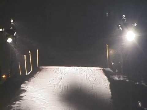 2009 蔵王温泉スキー場 蔵王樹氷まつり 雪と炎の饗宴