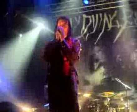 my dying bride-the whore,the cook and the mother