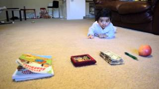 Arjun Annapraasana - 6 months baby
