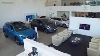Motorline Hyundai Gatwick Centre Tour