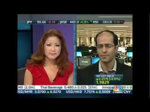 Ashraf Laidi on CNBC January 29, 2013 Chart