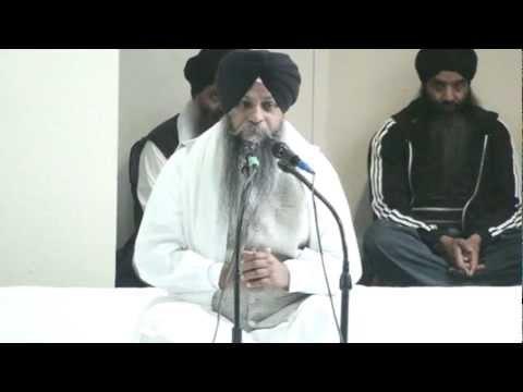 Bhai Amrik Singh Ji Chandighar Wale, Katha (kesan De Mahanta)  4 7 13 Must Watch video