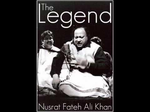 Nusrat Fateh Ali Khan - Dayar e Ishq Mein Apna Maqaaam Paida...