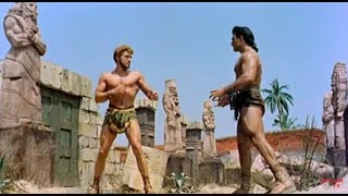 HERCULES against SAMSON - Fight  from PEPLUM TV