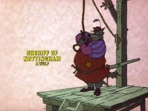 Roger Miller - Whistle Stop - Robin Hood Theme Tune