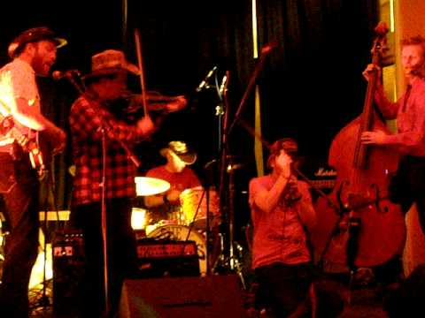The Trailer Trash Orchestra @ Cambridge Union