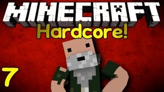 Minecraft: Hardcore Survival! Ep7- Nether Portal