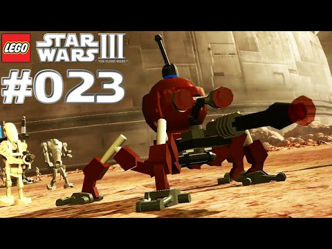 Let's Play LEGO Star Wars 3 The Clone Wars #023 Freies Spiel [Together] [Deutsch]