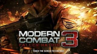 Modern Combat 3: Fallen Nation iPhone/iPod Multiplayer Gameplay