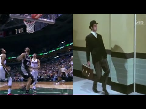 Tim Duncan and John Cleese Are Exactly Alike