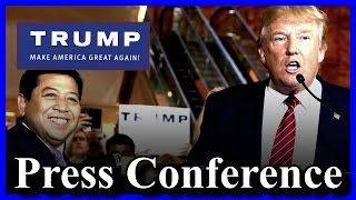 LIVE Donald Trump Press Conference New York at Trump Tower ✔