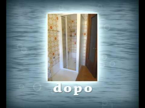 Trasformazione vasca in doccia in giornata  – Cambio vasca con doccia in giornata