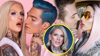 Jeffree Star Family Video 👪 With Partner Nathan Schwandt