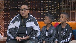 Geralldo dan Carlos, Duo Rapper Cilik Ketemu Saykoji | HITAM PUTIH (07/11/18) Part 4  from TRANS7 OFFICIAL