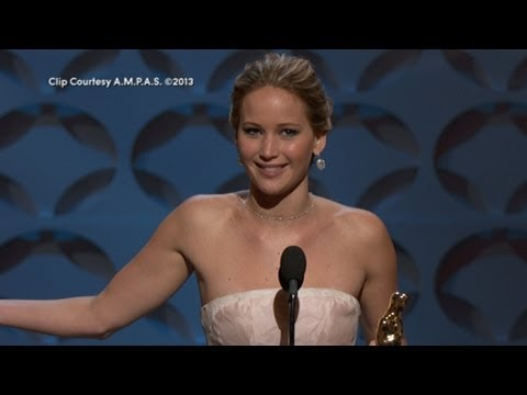 Jennifer Lawrence, Anne Hathaway Take Home Oscar Gold; 'Argo,' 'Life of Pi' Win Big