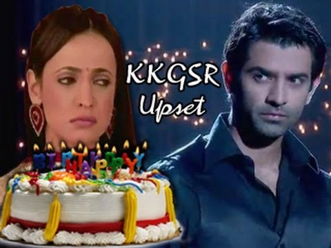 Khushi HORRIBLY UPSET with Arnav in Iss Pyaar Ko Kya Naam Doon 16th July 2012
