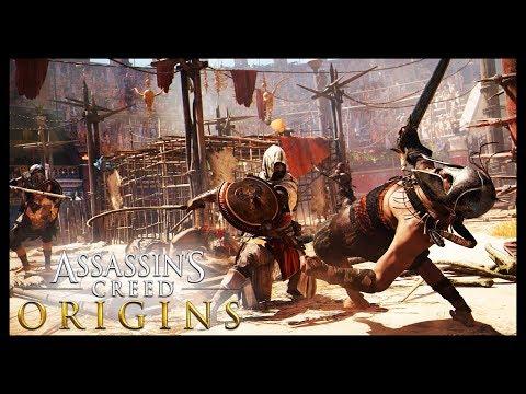 DÉCOUVERTE DU MODE HORDE (Assassin's Creed Origins)