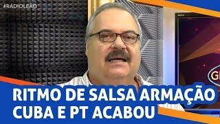 RÁDIO LEÃO | A SANGRIA DOS BILHÕES BRASILEIROS FOI ESTANCADA. TCHAU CUBA.