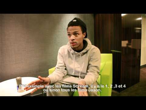 Bow Wow (YMCMB) interview/concert Paris