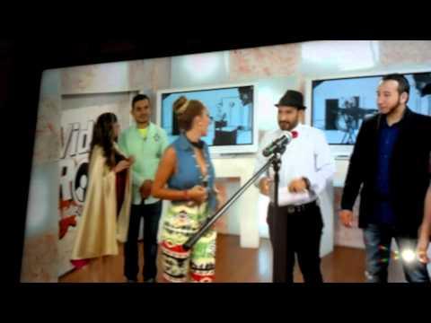 ALEXANDRA GONZALEZ CHICHOTASS HD (Blusa)