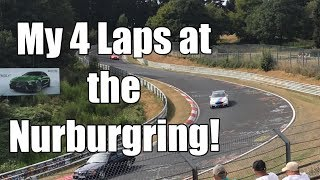 V56: My Nurburgring Nordschleife track day experience with RSR Nurburg!! (and YouTube Corner!)