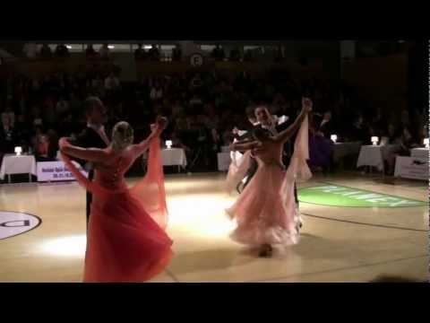 Helsinki Open WDSF, World Open final foxtrot 20.10.2012