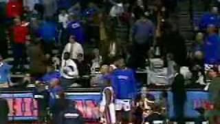 23 NBA打架,活塞對溜馬