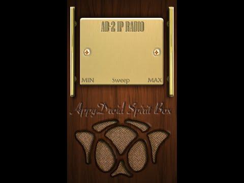 Truely Amazing Spirit box test BY AppyDroid