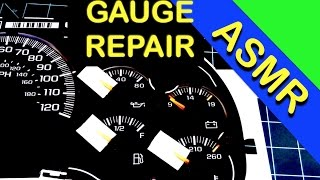 ASMR - Fixing My Oil Pressure Gauge